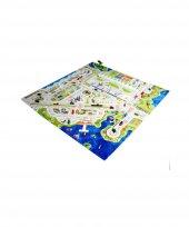 Ivi Çocuk Odası Oyun Halısı Mini City 200x200