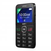 Alcatel 2008g Siyah Cep Telefonu (Kvk Garantili)