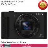 Sony Dsc Hx90 18,2mp 30x Zoomlu Optik Vizörlü Fotoğraf Makinesi