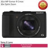 Sony Dsc Hx60v 20,4 Mp 30x Zoomlu Fotoğraf Makinesi