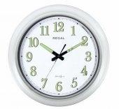 Regal 0001 Orta Boy Fosforlu Klasik Model Rakamlı Duvar Saati