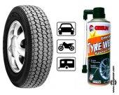 Try Wheel Lastik Tamir Köpük Şişirme Spreyi 450 Ml