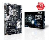 Asus Prıme Z270 K Intel Z270 Soket 1151 Ddr4 Anakart