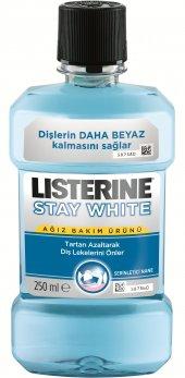 Listerine Stay Whıte Ağız Bakım Gargarası 250 Ml