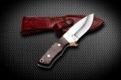 Bora M 421 Küçük Wild Boar Wenge Saplı Bıçak