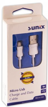 Samsung Galaxy 8552 Sunix Sc 50 Micro Blue Kablo