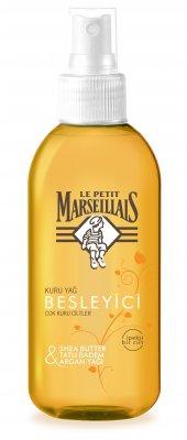 Le Petit Marseillais Besleyici Kuru Vücut Yağı 150 Ml