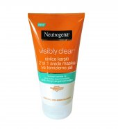 Neutrogena Deep Clean 2 Si 1 Arada Sivilce Jeli Ve Maske 150 Ml