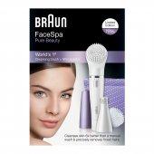 Braun Face Yüz Epilatörü Ve Yüz Temizleme Cihazı Özel Seri (Çanta Ve Peeling Fırça Başlığı İle) Se832n