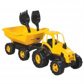 Pilsan Römorklu Traktör 06212