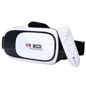3d Vr Box 2 3.1 Sanal Gözlük+kumanda Hediyeli