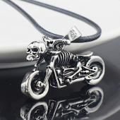 Frilly Motosiklet Çelik Kolye (Fkk273a)