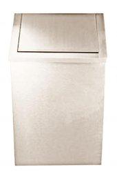 çöp Kovası Sallanır Kapak Clx1477 80 Litre