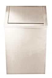 çöp Kovası Sallanır Kapak Clx1475 45 Litre
