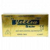 Jellia Skin Prezervatif 12li Süper İnce