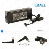 Hp 18.5v 6.5a Ppp017l, Pa 1121 12hc 4.5mm 3.0mm Fast Adaptör