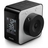Philips Aj4800 12 Projeksiyon Alarmlı Saatli Radyo