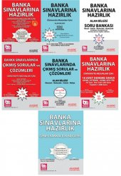 Akademi Halkbank Ve Diğer Banka Sınavları Mega Set Akademi Consulting Yayınları