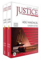 Kuram Justice Adli Hakimlik Çalışma Kitabı 2 Cilt Kuram Kitap