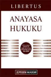 Pegem Kpss A Libertus Anayasa Hukuku Konu Anlatımı Pegem Akademi Yayınları