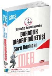 Data 2018 Meb Teftiş Kurulu Başkanlığı Bakanlık Maarif Müfettişi Soru Bankası Data Yayınları