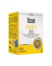 Ocean Vitamin D3 400 Iu 130 Puff 20 Ml Skt 07 2019