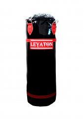 Boks Torbası 120 X 30 Cm İçi Dolu Leyaton Siyah