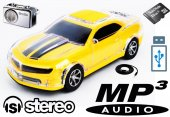 Chevrolet Camaro Tasarımlı Hoparlör, Mp 3 Çalar, Radyo Dev Boy