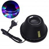 Rgb Led Işıklı Bluetooth Hoparlör & Dmx Sahne Işığı
