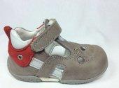 Tıpış Tıpış Perlina Erkek Çocuk Sandalet Ayakkabı Ortopedik Deri