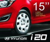 Hyundai İ 20 Kırılmaz 15 Jant Kapağı