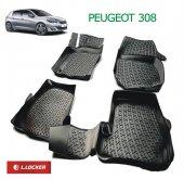 L.locker Peugeot 308 3d Havuzlu Paspas