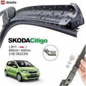 Skoda Citigo Muz Silecek Takımı (2011 Ve Üzeri Modeller)