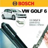 Volkswagen Golf 6 Muz Silecek (2009 2012) Bosch