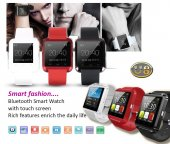 Akilli Saat Smart Watch U8