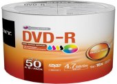 Sony 4.7gb Dvd R 16x 120mın 50 Lı