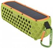 Sunbank Suntune Güneş Enerjili Kablosuz Hoparlör Yeşil Turuncu