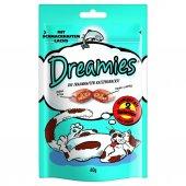 Dreamies Somon Kedi Ödülü 60 Gr