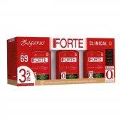 Zigavus Forte Clinical Saç Dökülmesine Karşı Bakım Şampuanı 3 Al 2 Öde Yağlı Saçlar