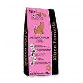 Petline Cat Kitten Yavru Kedi Maması 15 Kg