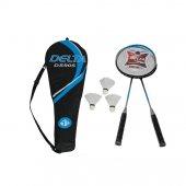 Delta Komple Çantalı Badminton Seti Ds 905