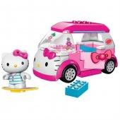 Mega Bloks Hello Kitty Kamp Arabası Oyun Seti