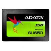 Adata 120gb Su650 Ssd Disk Asu650ss 120gt C