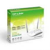 Tp Link Tl Wa801nd Wi Fi 1port 300mbps Accesspoint