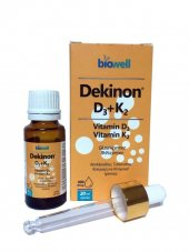 Dekinon D3 K2 Vitamini Damla