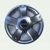 Nissan Uyumlu 14 İnç Jant Kapağı 4 Adet Esnek Kırılmaz Kapak 201