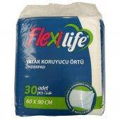 Flexilife Hasta Altı Bezi Serme Yatak Koruyucu (90*60) 30 Adet