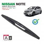 Nissan Note Arka Silecek