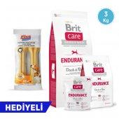 Brit Care Endurance Ördekli Pirinçli Hareketli Köpek 3 Kg