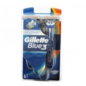 Gillette Blue 3 6 Lı